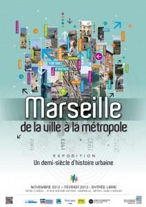 Marseille, de la ville à la métropole, un demi siècle d'histoire urbaine